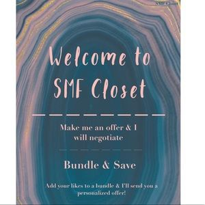 Welcome to SMF Closet! PLEASE READ BELOW 🖤